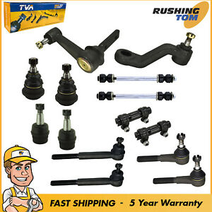 14 Pc Complete Front Suspension Kit For Dodge Ram 1500 Rwd 1997 1999