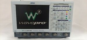 Lecroy Wavepro 950 Digital Oscilloscope 4 Channel 1ghz 4 Gs s