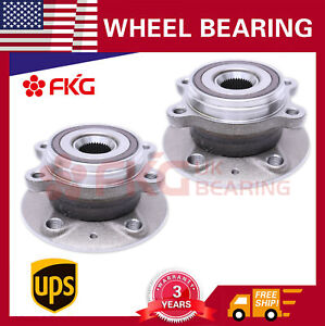 New Front Wheel Hub Bearing Assembly Fits 2009 2017 Volkswagen Tiguan 513253x2