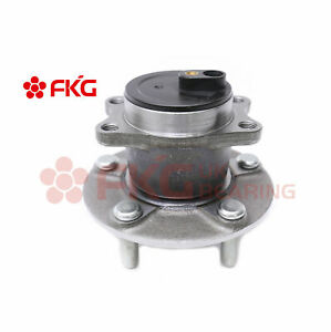 New Rear Wheel Hub And Bearing Assembly For Chrysler Dodge Jeep W Abs 512332x1