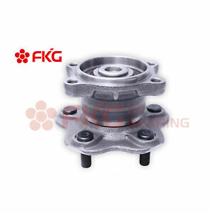 New Rear Wheel Bearing Hub Assembly For Nissan Altima Maxima Quest Fkg 512292x1