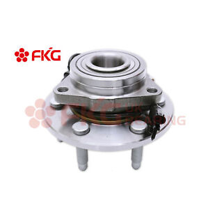Front Wheel Bearing Hub For Chevy Silverado 1500 Escalade Yukon Tahoe 4wd 515096
