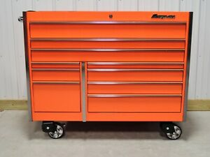 Snap On Ktl1022 Orange Tool Box Work Mat
