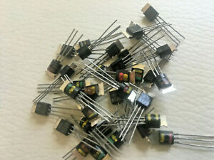 2n6730 Transistor Pnp Silicon 100v Ic 2a To 237 Case Free Us Shipping Lot Of 50