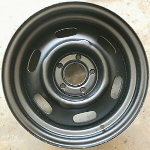 Oem 70s Dodge Plymouth Chrysler Mopar Police Rally 15x7 Wheel Quantity Available