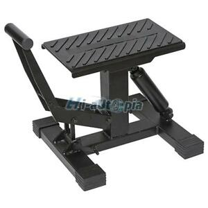 New Adjustable Dirtbike Enduro Jack Lift Stand Motorcycle Motocross Td 059