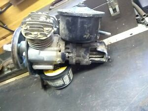 1957 1958 Cadillac Gm Air Ride Suspension Tank And Power Steering Pump Buick