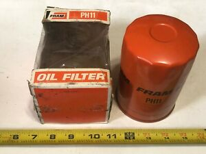 Vintage Nos Fram Oil Filter P Ph11