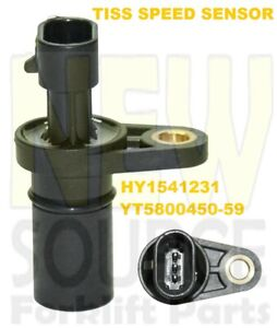 1541231 Speed Sensor For Hyster And Yale Forklifts 580045059