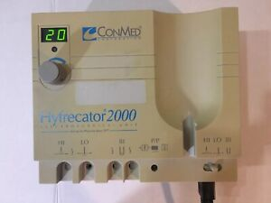 Conmed Hyfrecator 2000 Electrosurgical Model 7 900 115 Discolored