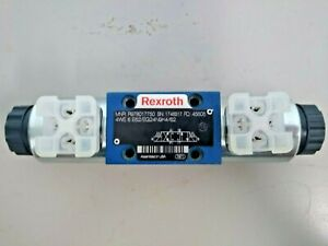 Rexroth R978017750 Hydraulic Directional Control Valve