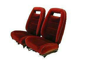 Ranger Xlt 4 X 4 Standard Cab Seat Upholstery For Front Buckets 1983 1992