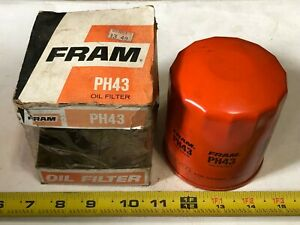 Vintage Nos Fram Oil Filter P Ph43