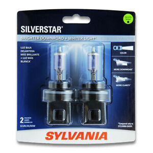 Sylvania Silverstar Low Beam Headlight Bulb For Dodge Ram 1500 Ram 2500 Ram Yz