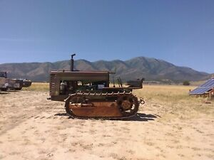 1950 John Deere Mc Crawler