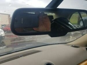 Rear View Mirror Convertible With Automatic Dimming Fits 04 06 Audi A4 320000