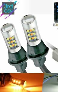 7443 Error Free Canbus Ready Dual Color Switchback Led Turn Signal Light Bulbs