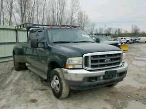Front Axle 4 Wheel Abs Drw 4 10 Ratio Fits 01 04 Ford F350sd Pickup 1448494