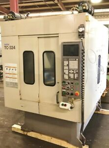 Brother tc 324n Cnc Drilling Tapping Center