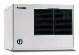 Hoshizaki Kml 325maj 30 Wide 380 Lbs Daily Ice Production Air cooled Modular