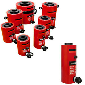 4 Inch Stroke Hollow Plunger Hydraulic Cylinder 30 Ton Capacity
