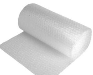 100 Metre Roll Of New And High Quality Bubble Wrap 500mm X 100m Strong