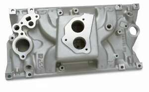 Gm Performance Parts Vortec Tbi Efi Intake Manifold Sbc P N 12496821