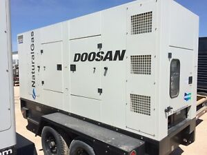 New Doosan Ng160 Generator Set