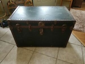 Rare Steam Chest In Excellent Condition
