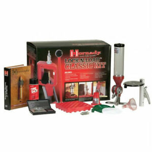 Hornady Lock-N-Load Classic Reloading Kit Single Stage Press