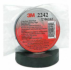 3m Rubber Electrical Tape Rubber Tape Adhesive 30 00 Mil Thick 3 4 X 15 Ft