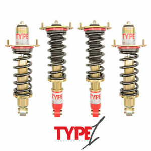 For 90 05 Mazda Miata Na Nb Function And Form Type 1 Full Adjustable Coilovers