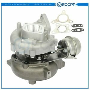 Premium Turbocharger Turbo Fits 2006 Nissan Navara 2 5l Yd25ddti 767720 0005