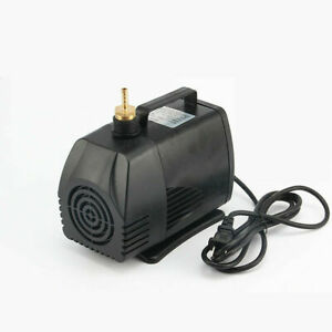 220v Engraving Machine Submersible Water Pump Electric Spindle Cooling 150w 5m