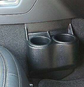 Rear Seat Dual Cup Holders Car Drink Holder For corvette C5 C6 1997 2013