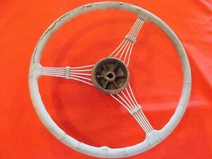 1939 Ford Deluxe Banjo Steering Wheel 1937 1938