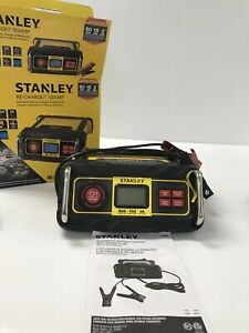 Stanley Bc50bs Re Chargeit 50 Amp Automatic Battery Charger Maintainer