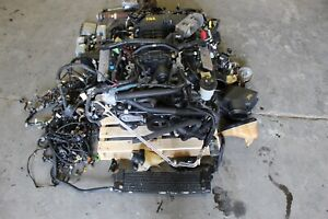 2007 Ford Mustang Shelby Gt500 5 4l Engine Transmission Surpercharge Swap 36 381