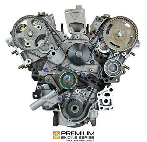 Mitsubishi 3 0 Engine 6g72 4 96 03 Montero Sport New Reman Oem Replacement