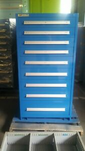 9 Drawer All Cabinets Are Fully Refurbished