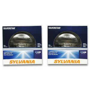 Sylvania Silverstar High Beam Low Beam Headlight Bulb For Amphicar 770 Mi