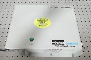 R161771 Parker Balston Analyical Gas System Zero Air Generator Model 75 83na