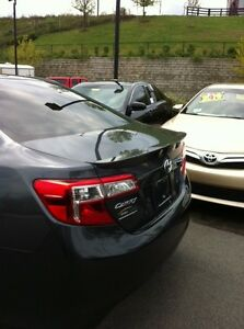 Painted 2012 2013 2014 Toyota Camry Factory Style Spoiler Lip Spoiler