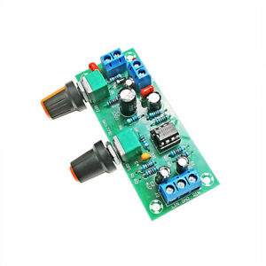 5pcs Single Power 12v Overweight Subwoofer Preamp Board Non amplifier Audio Box