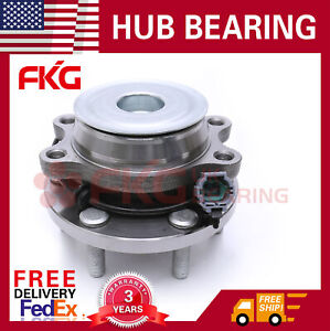 Front Wheel Bearing Hub For 05 16 Nissan Frontier Pathfinder Xterra 2wd 515064x1