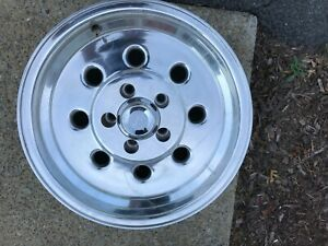 Pacer 531 5765ph 15 X 7 5 On 4 5 Drag Style Wheel Like Weld Free Shipping