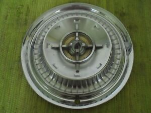 1959 Buick Spinner Hubcap 15 Wheel Cover 59 Hub Cap