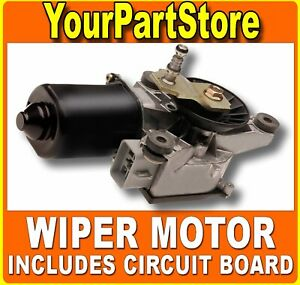 Wiper Motor Assembly With Delay Circuit Control Board For Chevy Pickup Pu Truck