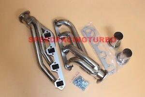Exhaust Headers For 1964 1973 Ford Mercury 260 302 5 0 4 3 4 7 Mustang Stainless