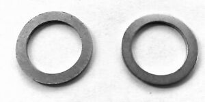 2 Pack 1 X 5 8 Arbor Bushing Saw Blade Adapter Ring Vermont American 27978